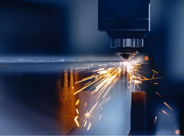 Découpe métal prototypage