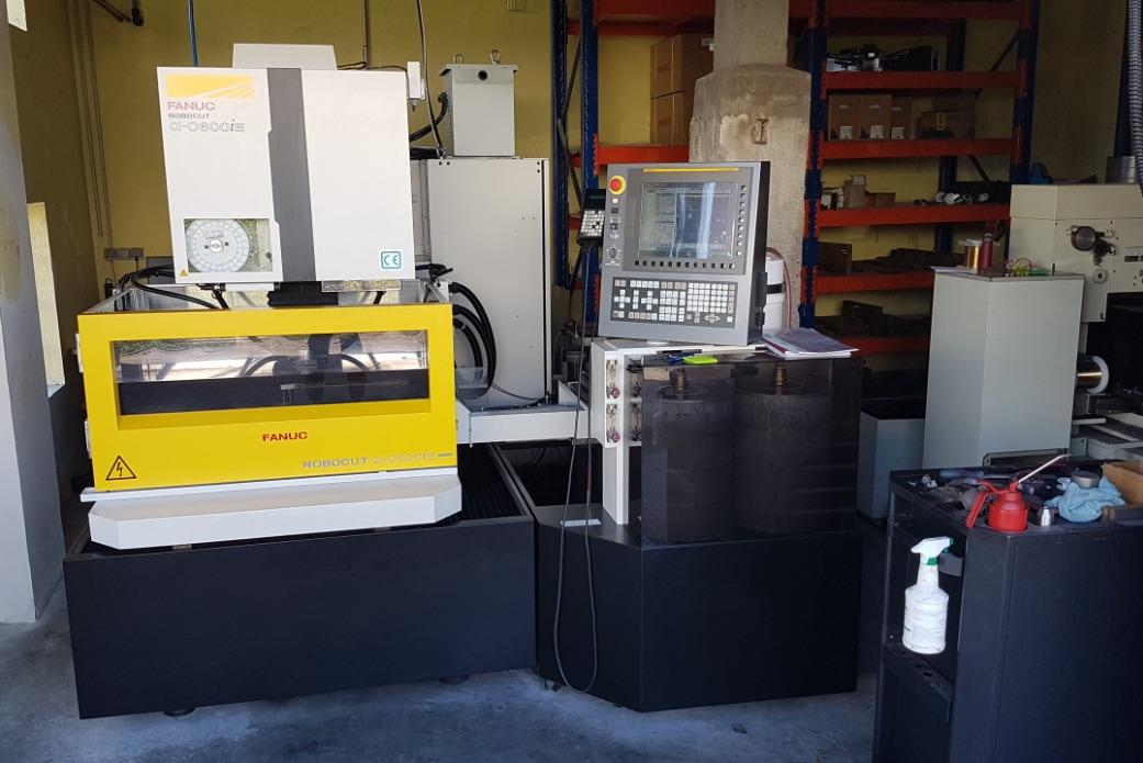 machine électroérosion outillage presses