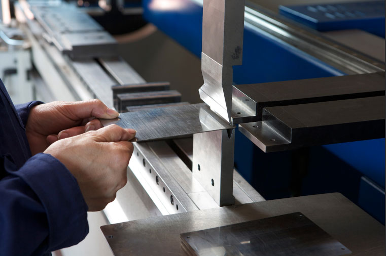 Prototypage pièces de pliage métalliques